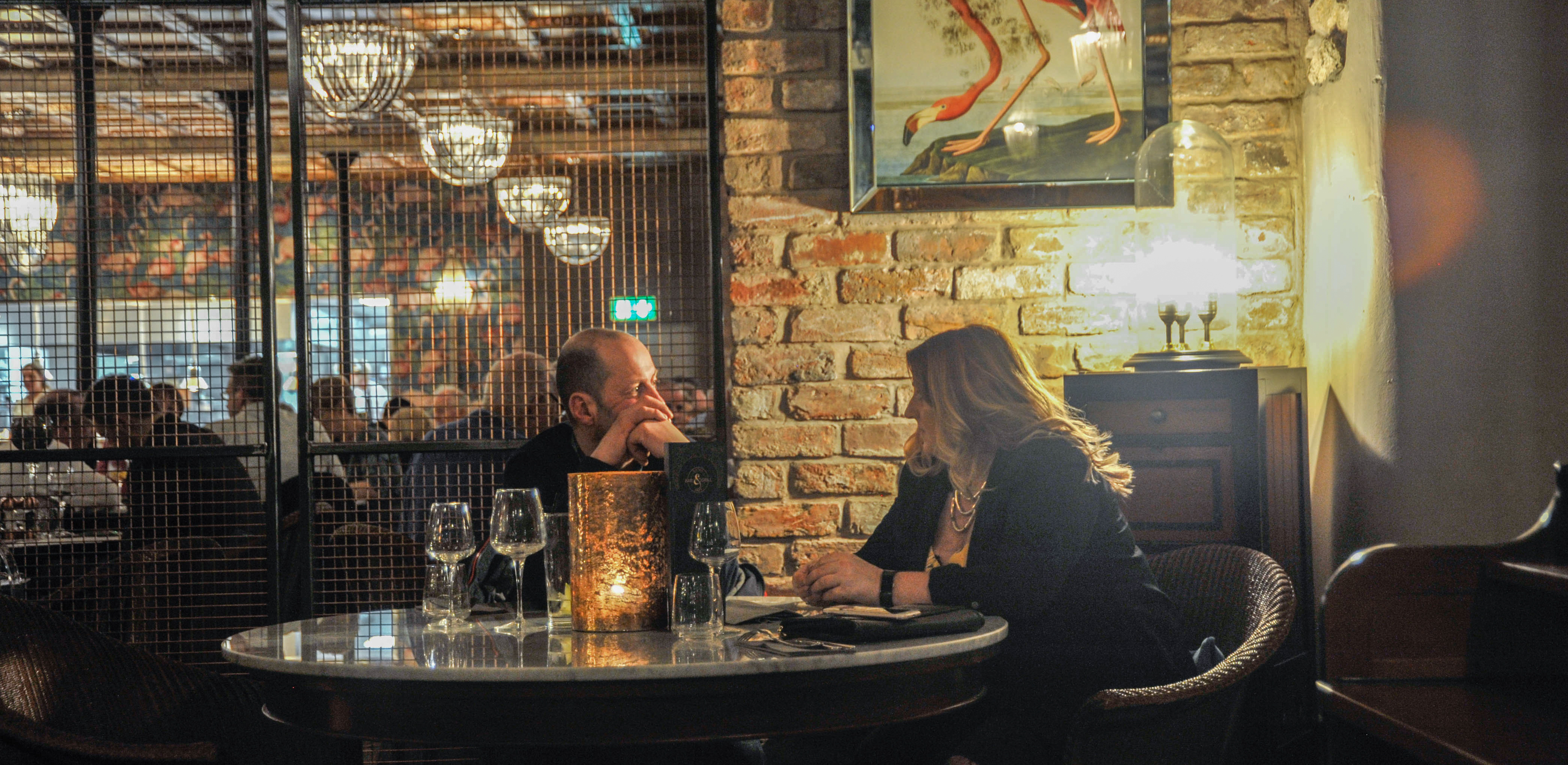 Bistro, Bar & Grill