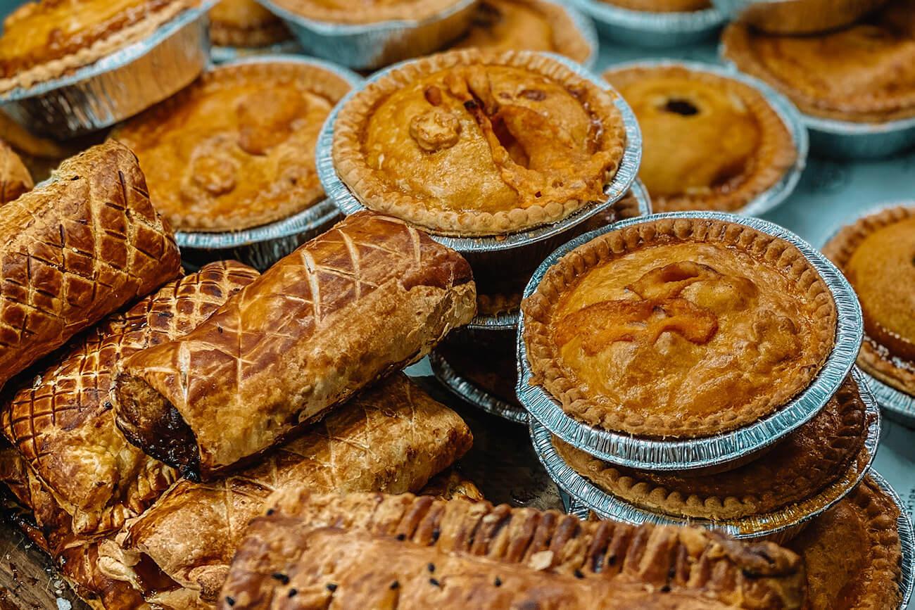 British Pie Week | Bowland Food Hall | Holmes Mill