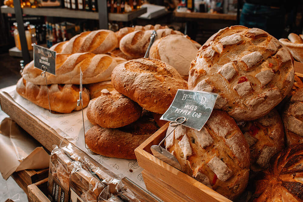 Real Bread Week at Bowland Food Hall | Holmes Mill