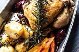Dine in for 4 this Mother's Day | Bowland Food Hall