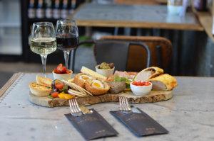 Sharing Platter at Bowland Food Hall